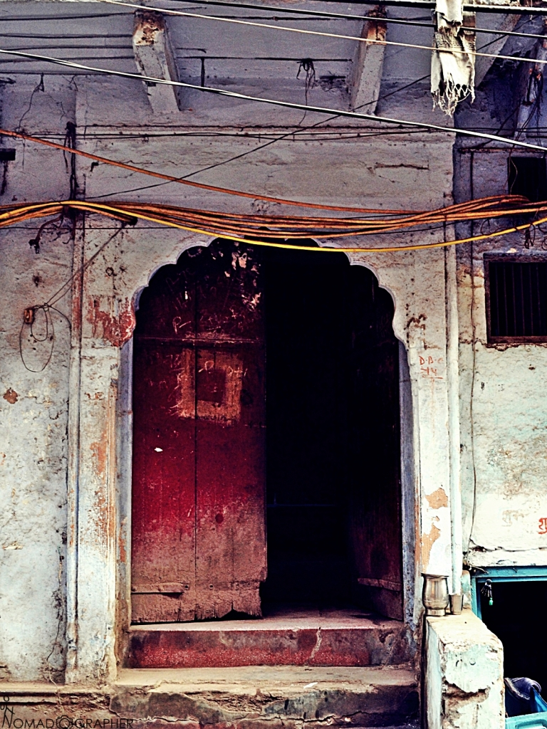 Doors of Delhi Photo Series: A collection of images featuring beautiful doors across delhi