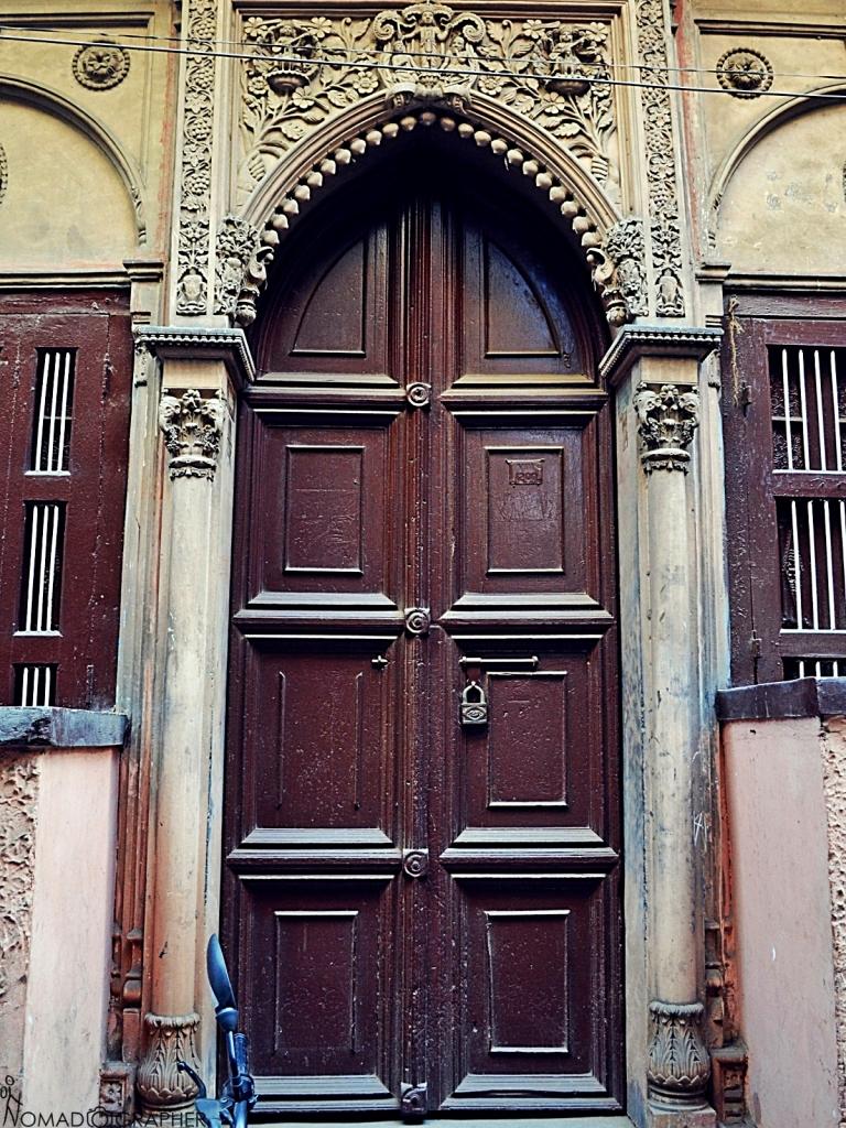 Doors of Delhi