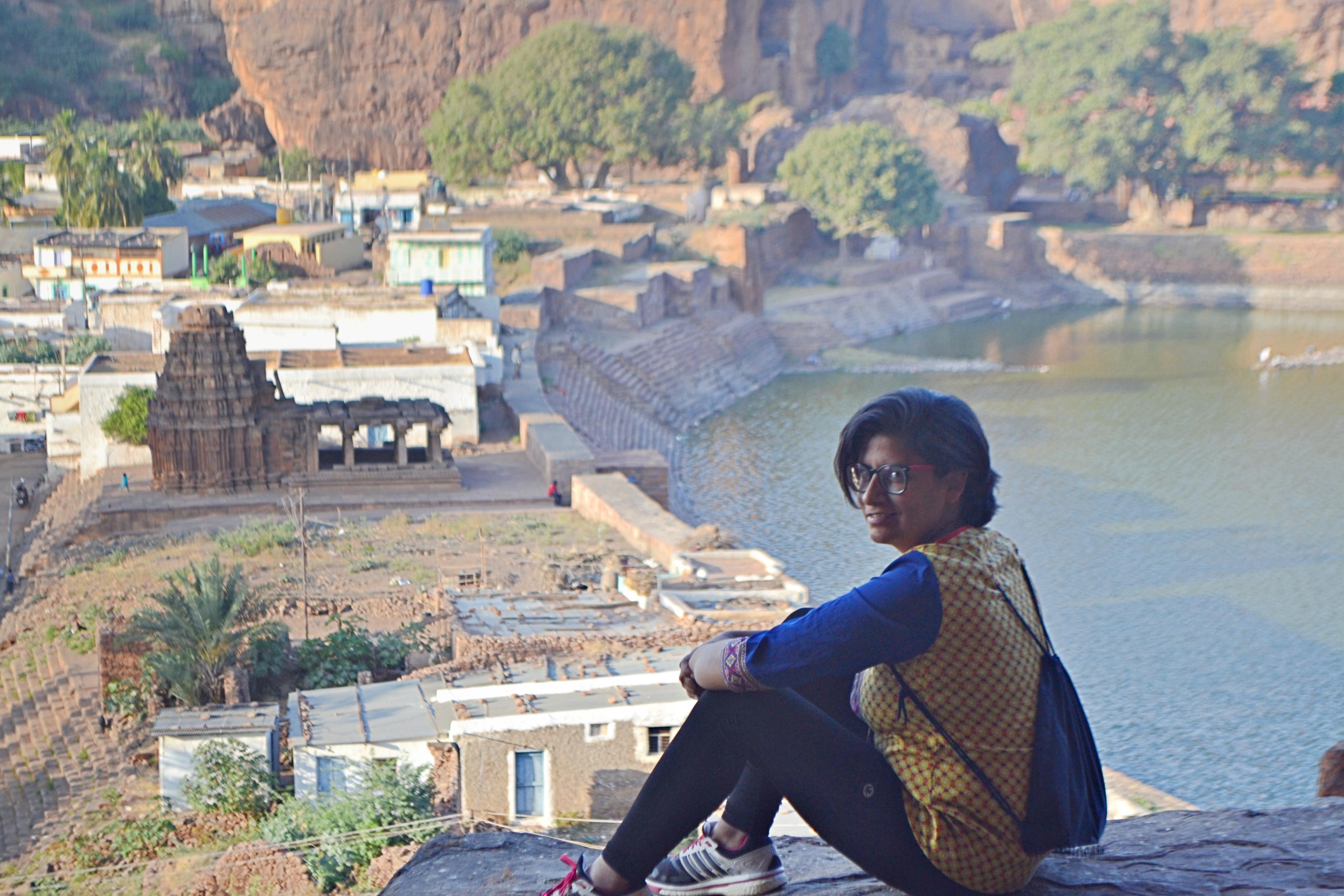 stuti nomadographer badami