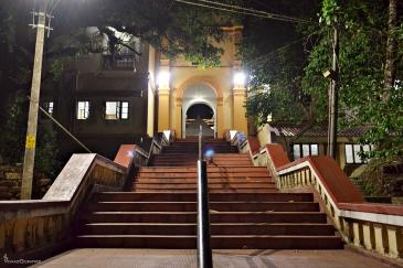 Shree Narsimha Temple, Veling